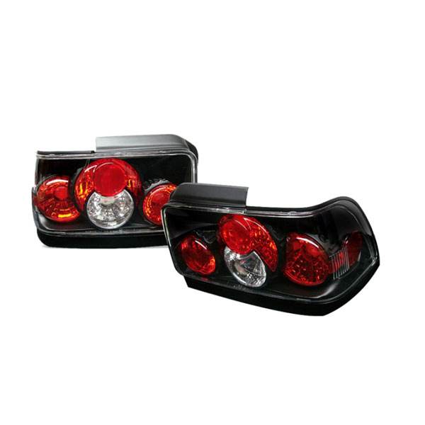 Spyder ALT-YD-TC93-BK:  Toyota Corolla 93-97 Altezza Tail Lights - Black