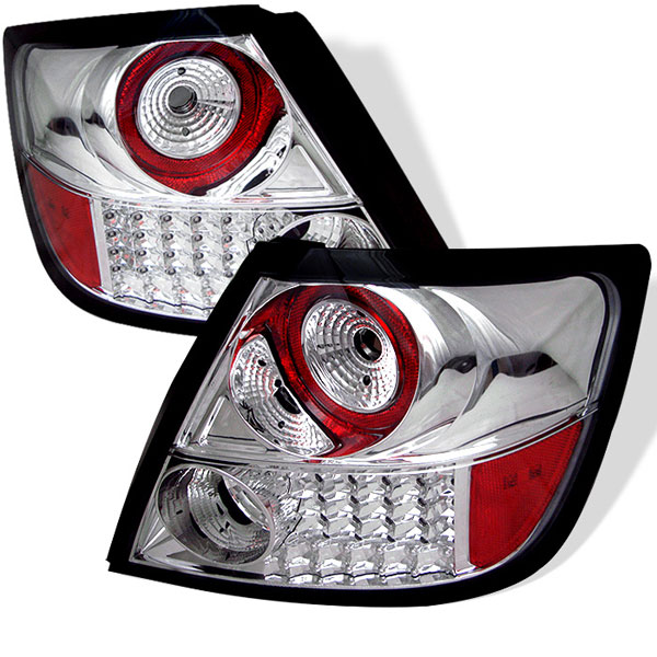 Spyder ALT-YD-TSTC04-LED-C:  Scion TC 05-10 LED Tail Lights - Chrome