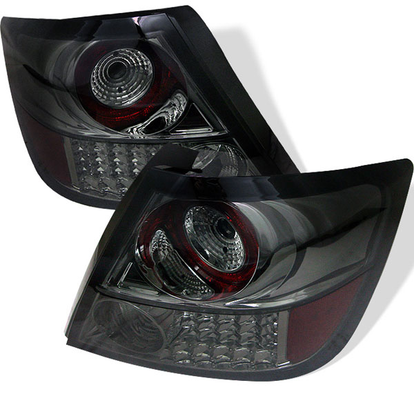 Spyder ALT-YD-TSTC04-LED-SM:  Scion TC 05-10 LED Tail Lights - Smoke