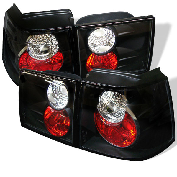 Spyder 5008138:  Volkswagen Corrado 90-94 Altezza Tail Lights - Black  - (ALT-YD-VC95-BK)