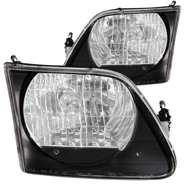 Anzo 111083 Anzo Usa Ford Expedition Crystal Headlights