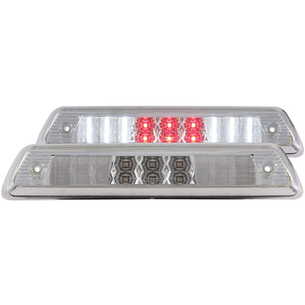Anzo 531072 | ANZO USA Ford F-150 Led 3rd Brake Light Chrome B - Series; 2009-2014