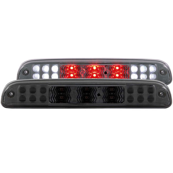 Anzo (531077) ANZO USA Ford F-250 / F-350 / F-450 Super Duty Led 3rd Brake Light Smoke B - Series, 1999-2015