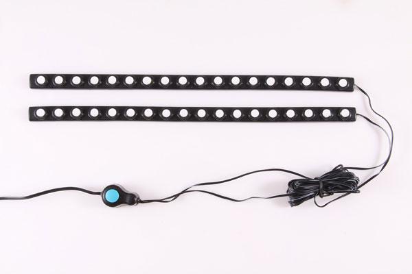 Anzo 861122   Universal Heavy Duty Universal Led Lighting Strip Kit W/ Switch
