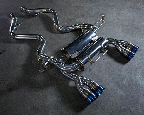 Agency Power AP-E90M3-170    Exhaust System BMW M3 Sedan E90; 2008-2011