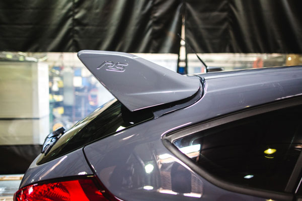 Agency Power AP-FOCRS-610 |  Rear Spoiler Risers Ford Focus RS, ST; 2016-2017