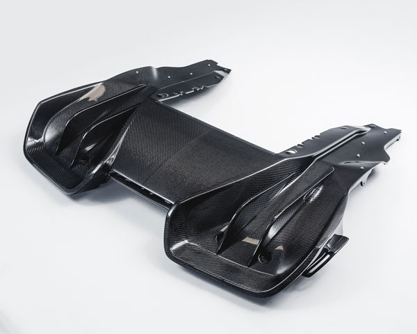 Agency Power AP-MP4-12C-610 |  Carbon Fiber Rear Diffuser McLaren MP4-12C; 2012-2014