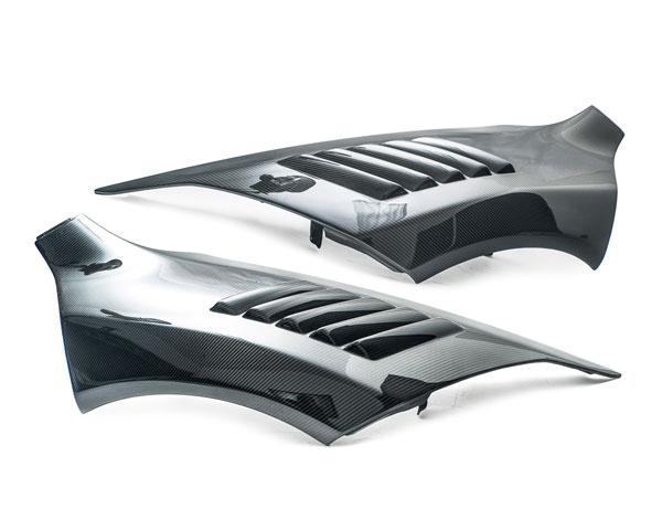 Agency Power AP-MP412C-613 |  Carbon Fiber Vented Fenders McLaren 12c; 2012-2014