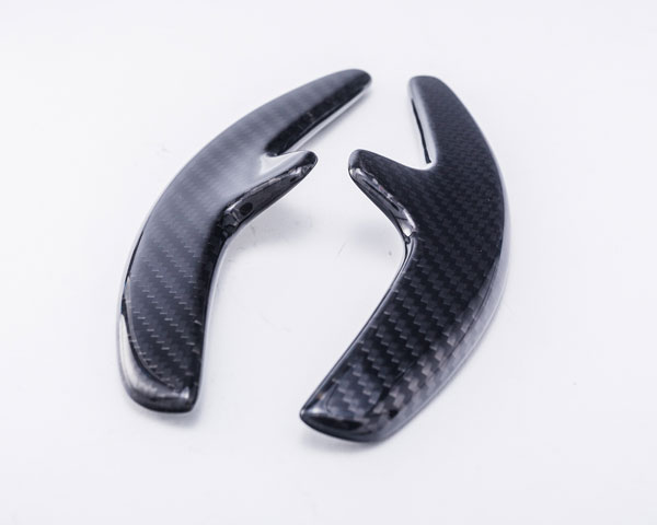 Agency Power AP-PDK-300 |  Carbon Fiber Add-on Paddle Shifters Porsche PDK 911 997.2 Turbo GT3 GT3RS; 2009-2016