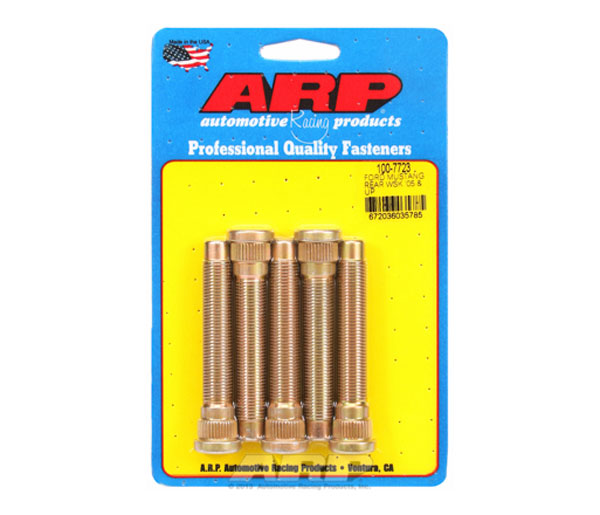 ARP 100-7723 Ford Mustang /'05 /& up Rear wheel stud kit