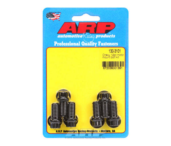 ARP 130-3101 | Chevy 12pt Motor Mount Bolt Kit
