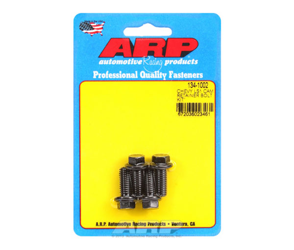 ARP 134-1002 | LS1 Chevy Cam Retainer Bolt Kit