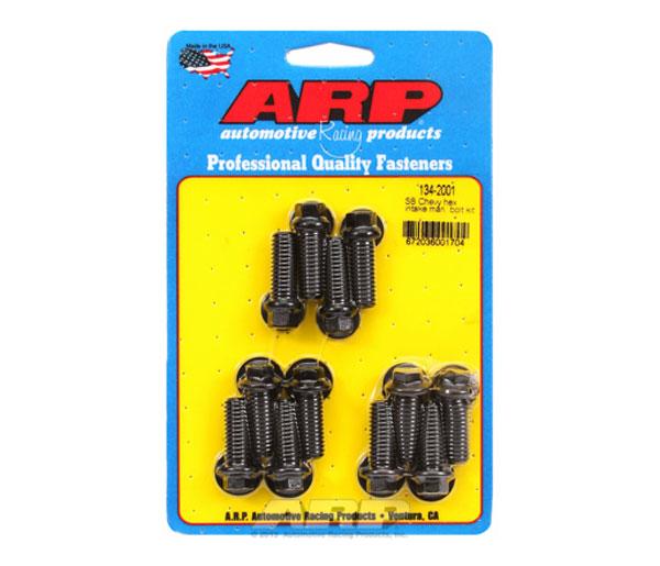 ARP 134-2001 | SBC Hex Intake Manifold Bolt Kit