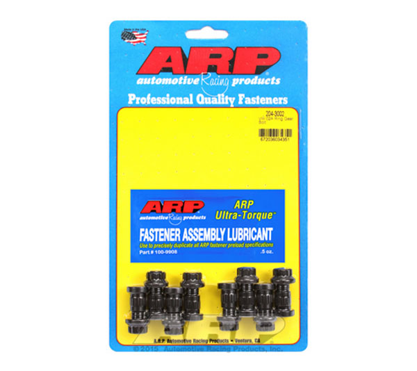 ARP 204-3002 | VW 02A M10 Ring Gear Bolt Kit