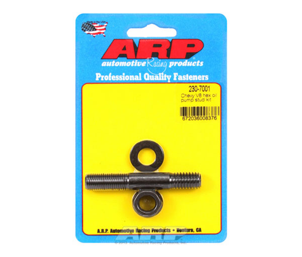 ARP 230-7001 | Chevy V8 Hex Oil Pump Stud Kit