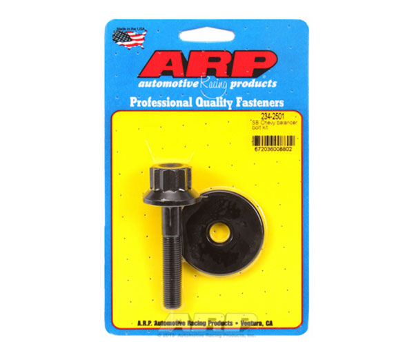 ARP 234-2501 | SB Chevy 12pt Balancer Bolt Kit