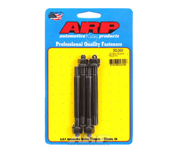 ARP 300-2404 | 2in Carburetor Spacer Stud Kit