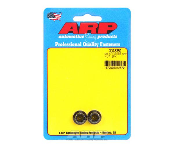 ARP 300-8350 | M8 x 1.00 12pt Nut Kit (2 pack)