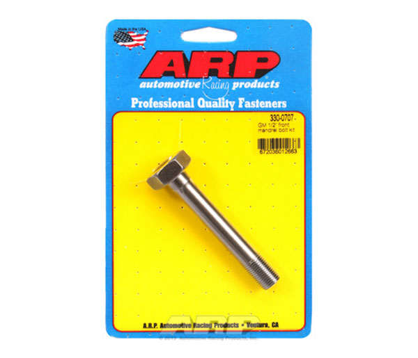 ARP 330-0707   GM 1/2 Front Mandrel Bolt