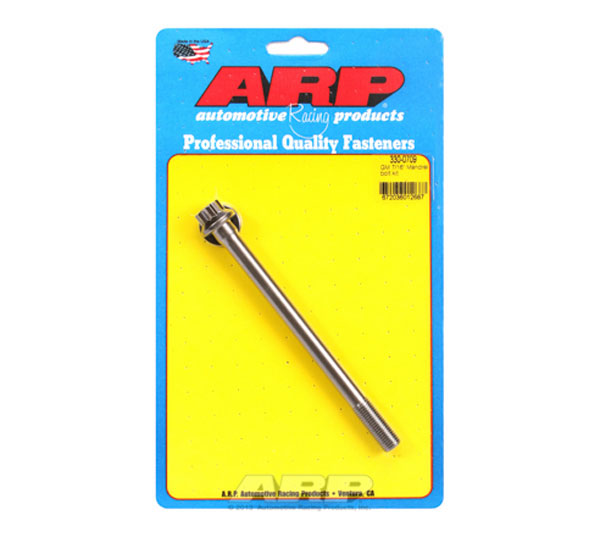 ARP 330-0709 | GM 7/16 Mandrel Bolt Kit