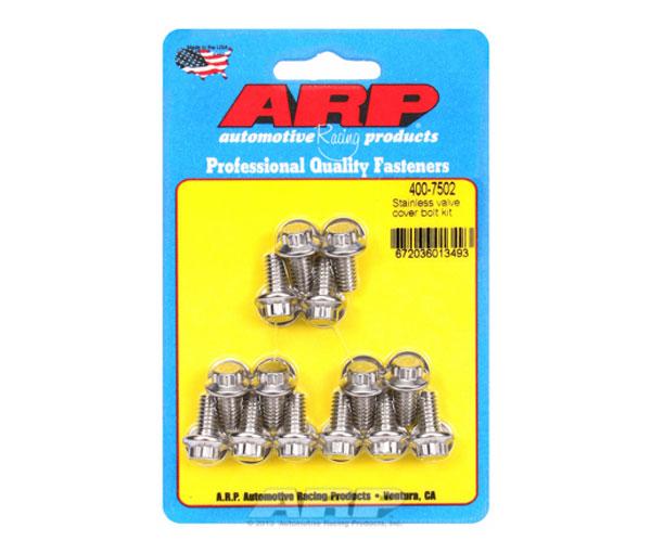 ARP 400-7502 | SS Valve Cover Bolt Kit