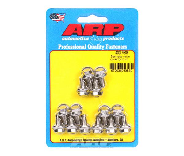 ARP 400-7506 | SS Valve Cover Bolt Kit
