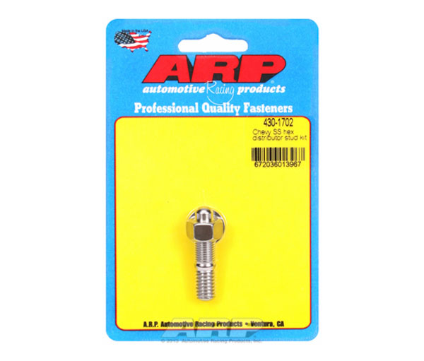 ARP 430-1702 | Chevy SS Hex Distributor Stud Kit