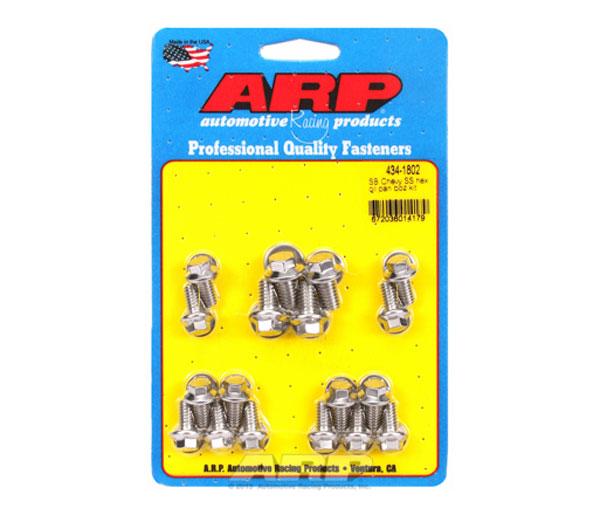 ARP 434-1802 | SB Chevy SS Hex Oil Pan Bolt Kit