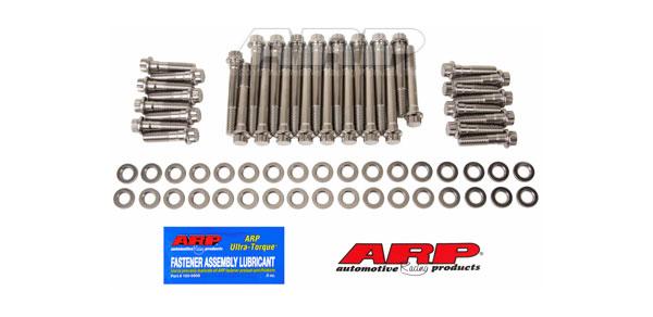 ARP 434-3701 | SB Chevy SS 12pt Head Bolt Kit