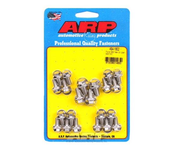ARP 454-1802   Ford SS Hex Oil Pan Bolt Kit