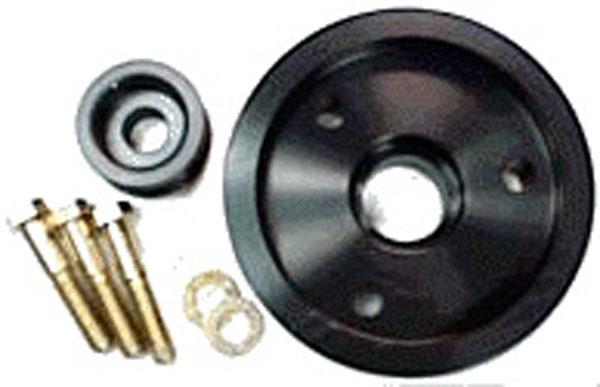 ASP 847601 |  LT-1 2 pulley Kit 34% Crank, 15% alt Camaro V8; 1993-1997