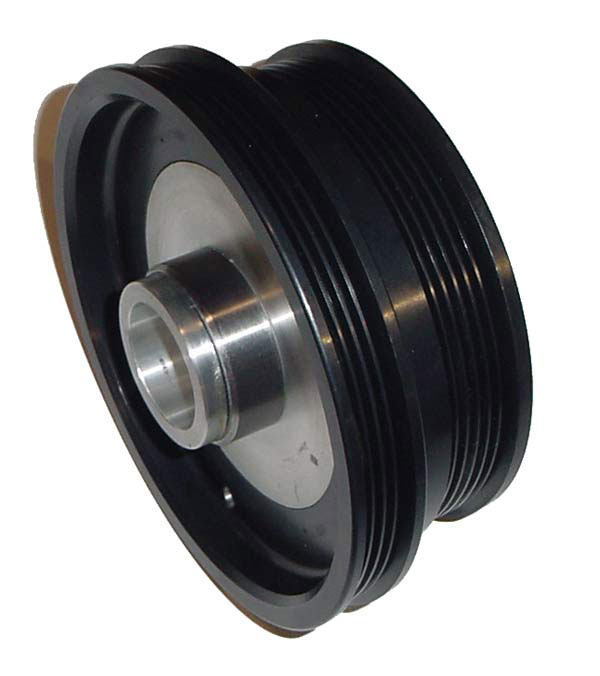 ASP 941020:  Underdrive Pulley (SFI Approved) 25% Harmonic Dampner Crank