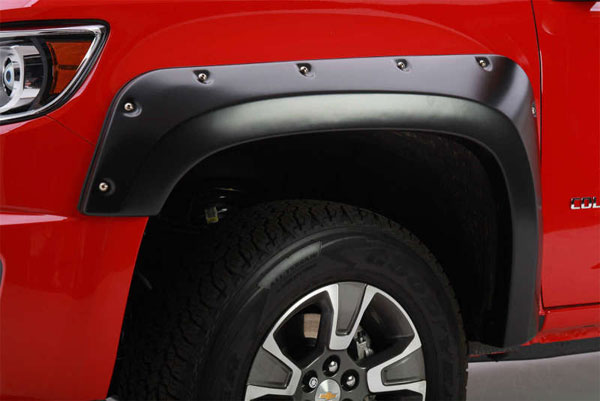 EGR 792554fwb | 02-08 Dodge Ram LD Bolt-On Look Fender Flares - Pair (792554F); 2002-2008