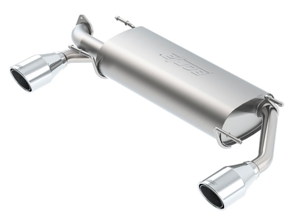 Borla (11839)  2013 Scion FR-S 2013 Rear Section Exhaust Touring