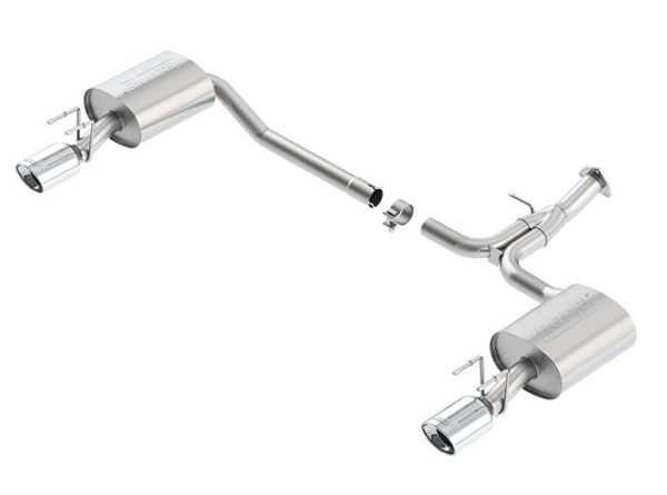 Borla 11840:  Accord 2013-14 Rear Section Exhaust Touring