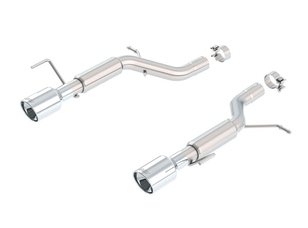 Borla (11844)  Cadillac ATS S-Type Axle-Back Exhaust System, 2013 - 2014 L4 2.0