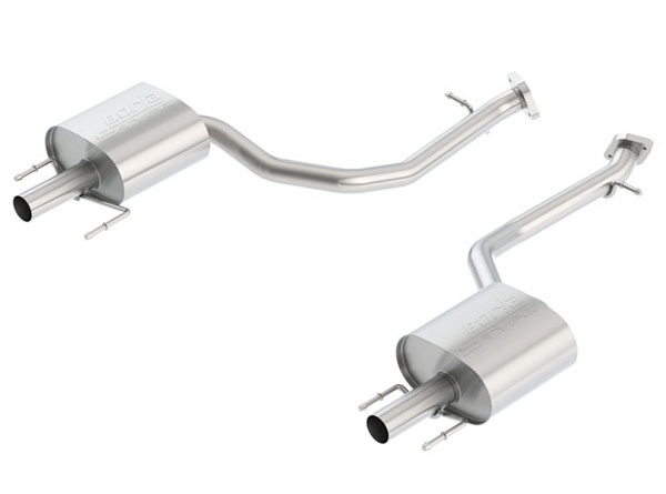 Borla Exhaust 11935 | Borla GS 350 Axle-Back Exhaust S-Type; 2014-2016