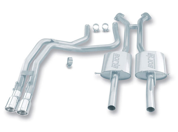 Borla Exhaust 140077 | Borla GTO 5.7L; 2004-2004