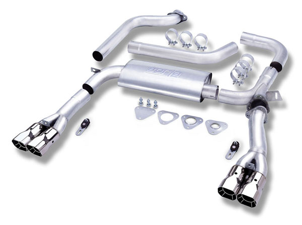 Borla 14464 |  CAMARO LT1 1993-95 3 Inch Adjustable V8