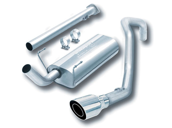 Borla Exhaust 14659 | Borla TOYOTA 4-Runner 4cyl/V6; 1996-2002