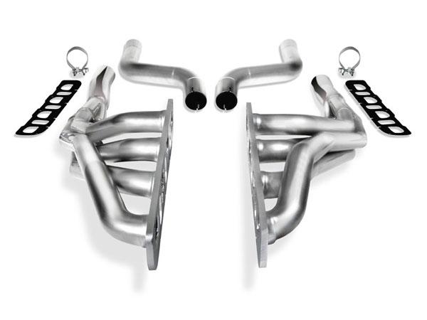 Borla Exhaust 17250 | Borla Chrysler 300 C SRT-8 6.1L V8 RWD AT/MT 2DR (offroad only) Long Tube Header; 2008-2014