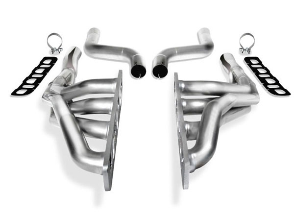 Borla Exhaust 17256 | Borla Challenger 5.7L V8 w/Eagle Head RWD AT/MT 2DR (offfroad only) Long Tube Header; 2009-2014
