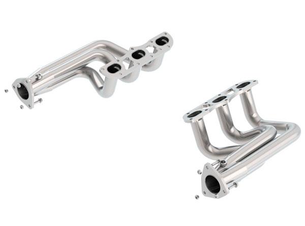 Borla Exhaust 17288 | Borla Porsche 911 XR-1 Stainless Steel Long Tube Header, H6 3.8, 3.4; 2013-2015