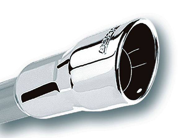 Borla 20251 |  Non-Spec Vehicle ALL Universal Exhaust Tip