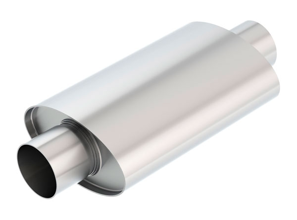 Borla 400372 |  Non-Spec Vehicle ALL XR-1 Stainless Multicore Racing Mufflers