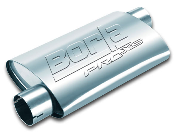 Borla Exhaust 400490 | Borla Non-Spec Vehicle ALL Borla Pro XS Muffler; 1950-2016