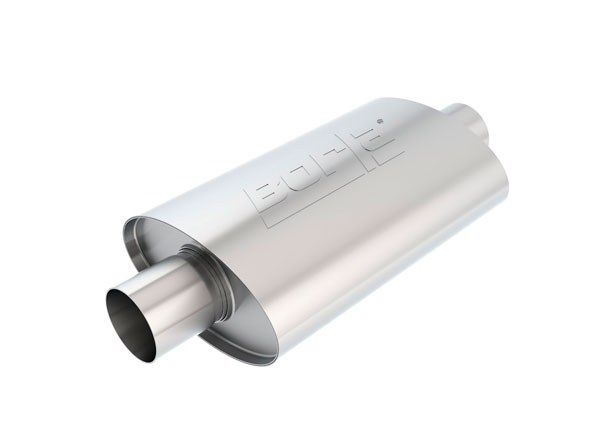 Borla (40941)  Non-Spec Vehicle ALL XR-1 Stainless Sportsman Racing Mufflers