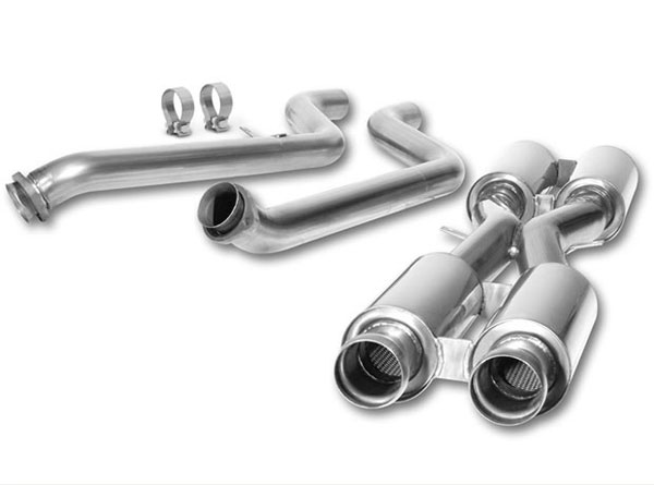 Borla Exhaust 60506 | Borla BMW M3 (Offroad only) M3 (Offroad only) X-Pipe; 2008-2010
