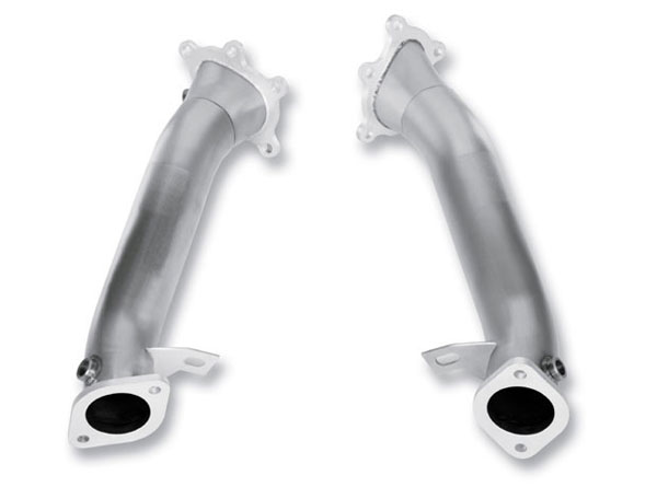 Borla 60515:  Nissan GT-R 2009-11 Down Pipe OFF ROAD USE ONLY