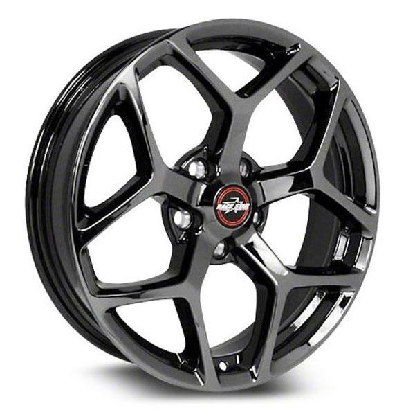 Race Star 95-705253BC | 95 Recluse 17x10.5 5x120bc 7bs Black Chrome Wheel